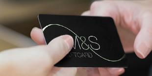 Att välja gåvokort till kunderna eller de anställda